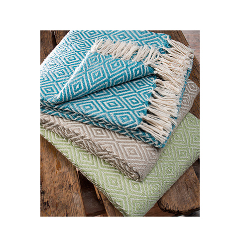 Eco Friendly Throws
