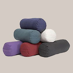 Yoga Bolsters and Cushions