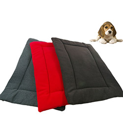 Pet Quilt Fleece Beds