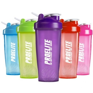 PROELITE 600-800ml Mixer /Shaker Gym Water bottle