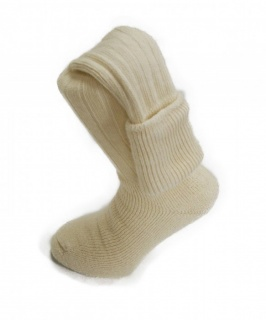 The Alpaca Country Sock