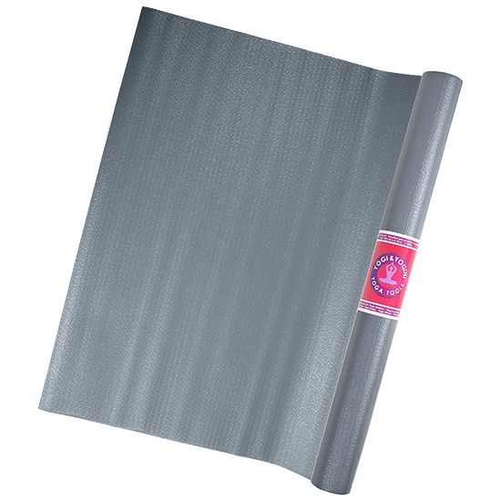 Grey Yogi & Yogini travel yogamat  sticky mat