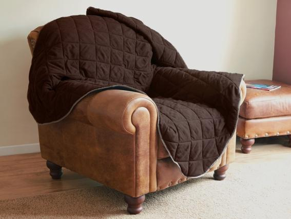 Ancol Luxury Quilted Chair/Sofa/Car Throw or Blanket  Size 250cm x 145cm