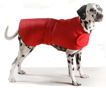Waterproof Furlined All-Weather Dog Coat
