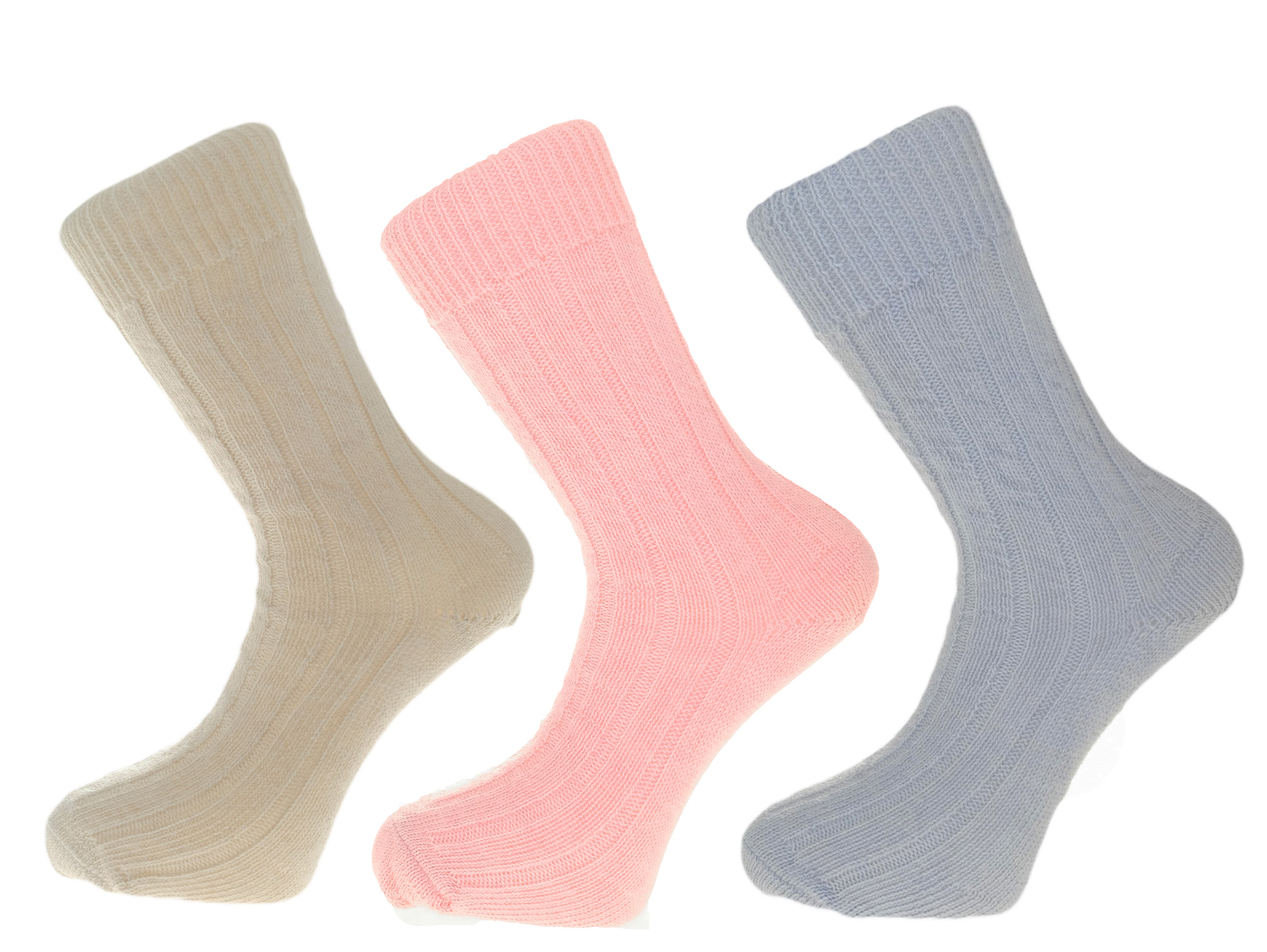 3 Pairs of Alpaca Bed Socks Warm and Soft, 90% Alpaca Wool. Alpaca Sock<br><br>Gift Idea I