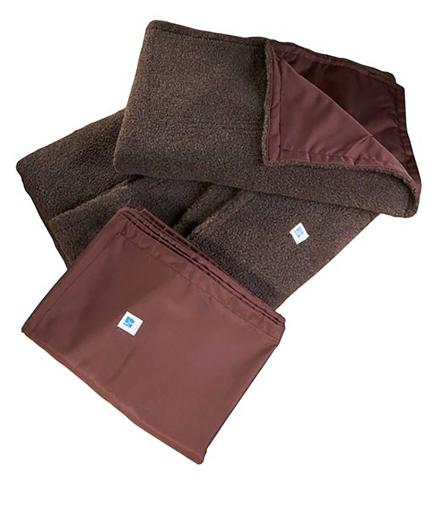 Brown Dog Cat blankets and throws Fleece Ideal for the sofa