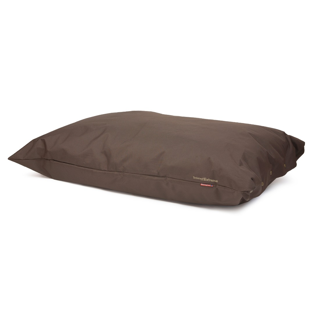 Extreme Waterproof Duvet Dog Bed  Brown 93X183CM  for large dogs