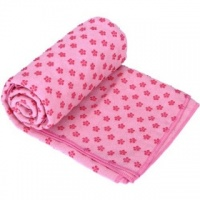 Pink Yoga Towel