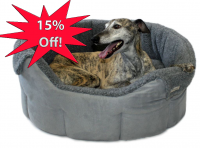 Luxury Chelsea Deep Style Slumbernest Dog Bed