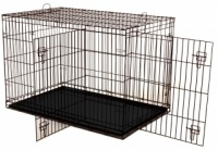 Dog Cages Puppy  Crates Pet Carrier Transport Training Cage  LARGE
