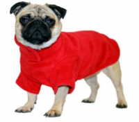 Snug All-over Cover Fleece Coat