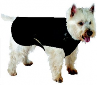 Waterproof Nylon Fur-lined Rain Coat